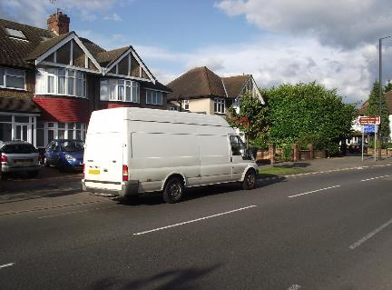 man and van stanmore
